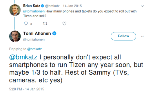 Windows and Tizen – are they both dead and which one died